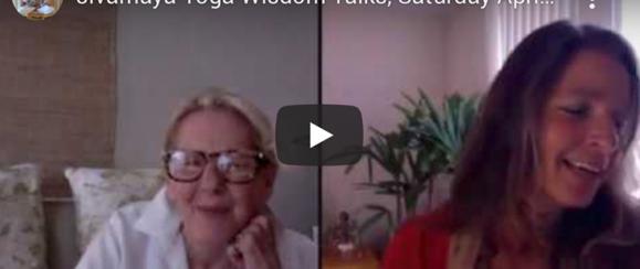 Jivamaya Yoga Wisdom Talks with Jutta Hecht