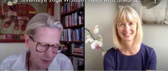 Jivamaya Yoga Wisdom Talks with Shauna MacKay
