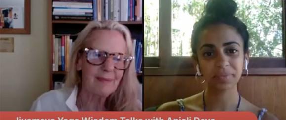 Jivamaya Yoga Wisdom Talks with Anjali Deva