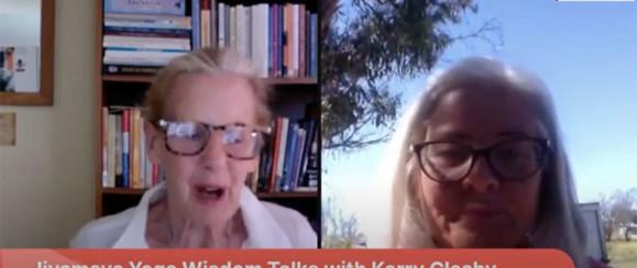 Jivamaya Yoga Wisdom Talks with Kerry Clasby